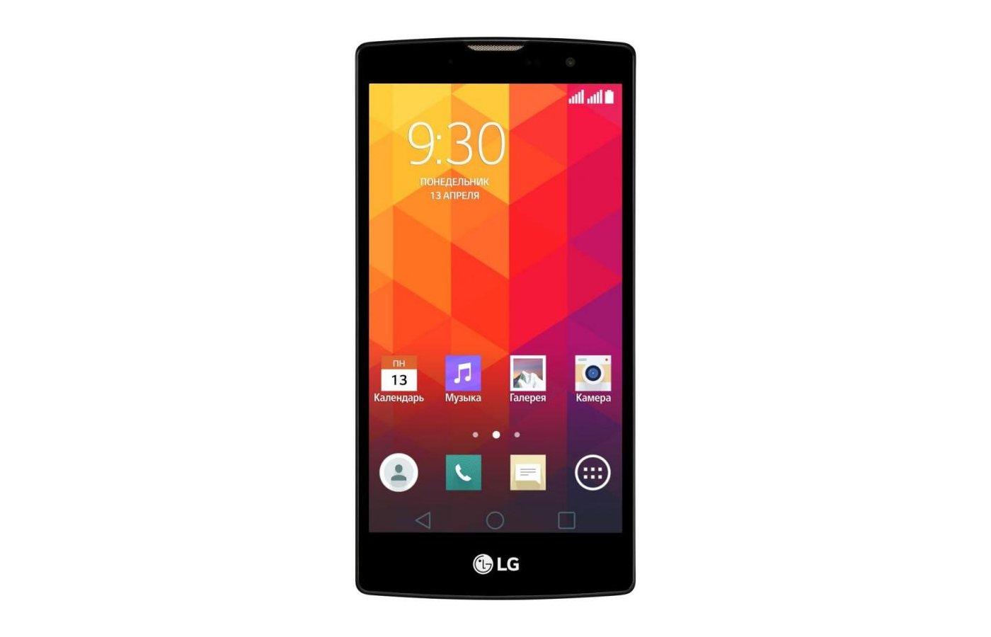 Смартфон LG H502F Magna gold