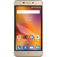 Смартфон ZTE Blade X3 4G gold