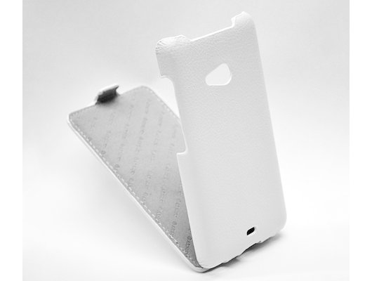 Чехол ARMOR Microsoft Lumia 535 Dual белый
