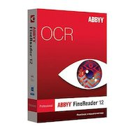 Компьютерное ПО Abbyy FineReader 12 Professional Edition, BOX (AF12-1S1B01-102)
