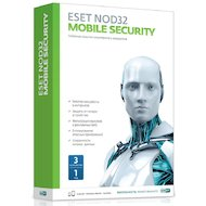 Компьютерное ПО Eset NOD32 Mobile Security 3ПК/1 год (12мес) (NOD32-ENM2-NS(BOX)-1-1 )