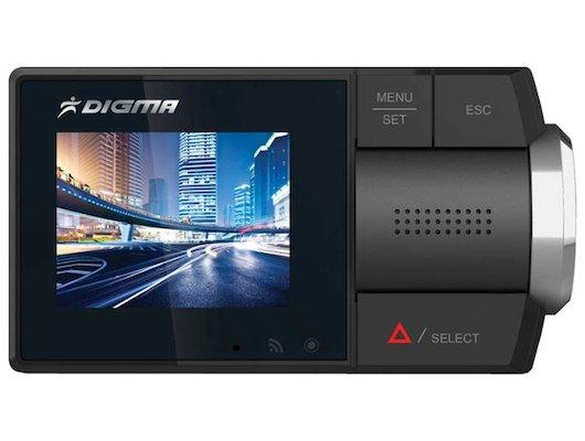 Видеорегистратор Digma DVR-80G