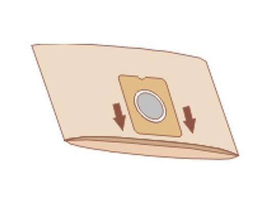Пылесборники PONY SU 2