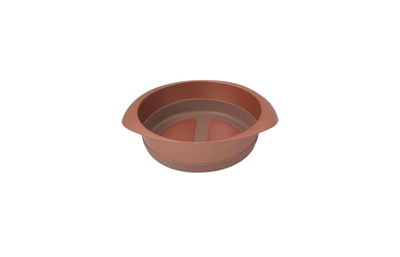 Форма для выпечки металлическая Rondell RDF-449 д/выпечки малая