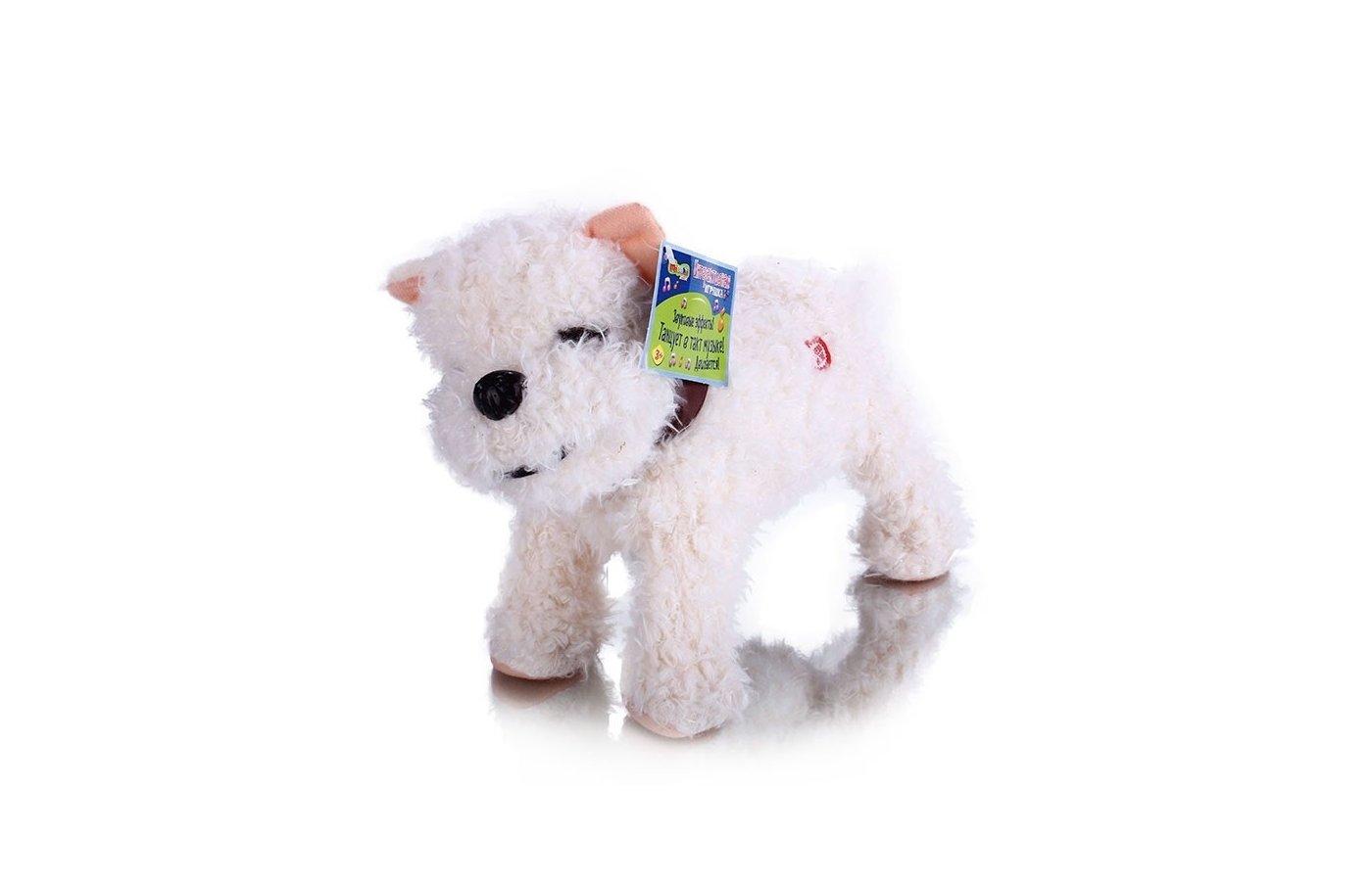 Игрушка Mioshi active MAC0601-006 Весёлый щенок
