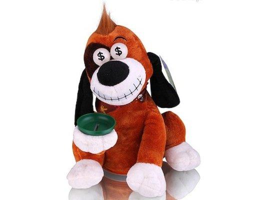 Игрушка Mioshi active MAC0601-018 Счастливый щенок