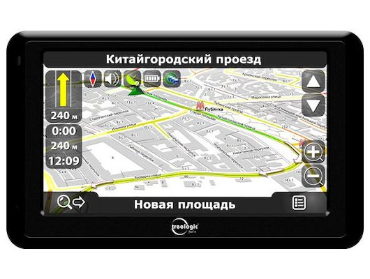 Навигатор Treelogic TL-4307