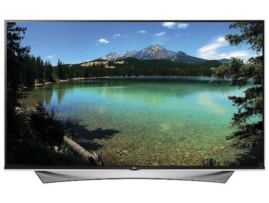 4K 3D (Ultra HD) телевизор LG 65UF950V