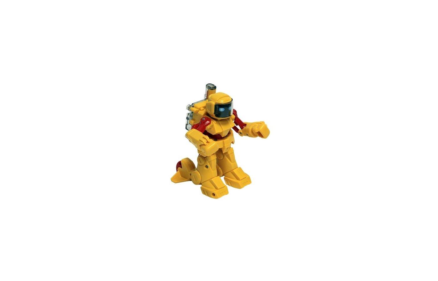 Робот Mioshi Tech MTE1204-104 Робот и/к Боевой робот. Участник желтый