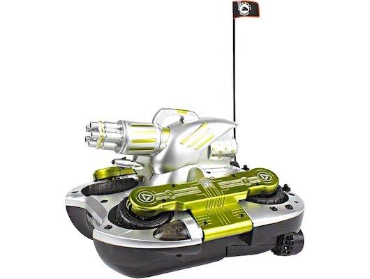 Игрушка Mioshi Army MAR1205-003 Танк-амфибия Стрела-24 серебряный