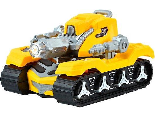 Игрушка Mioshi Army MAR1207-011 Космотанк желтый