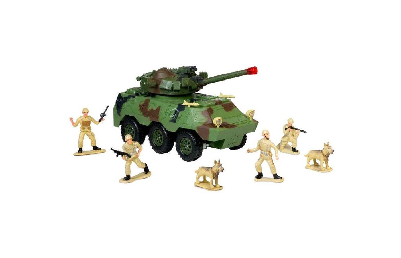Игрушка Mioshi Army MAR1207-001 Танк