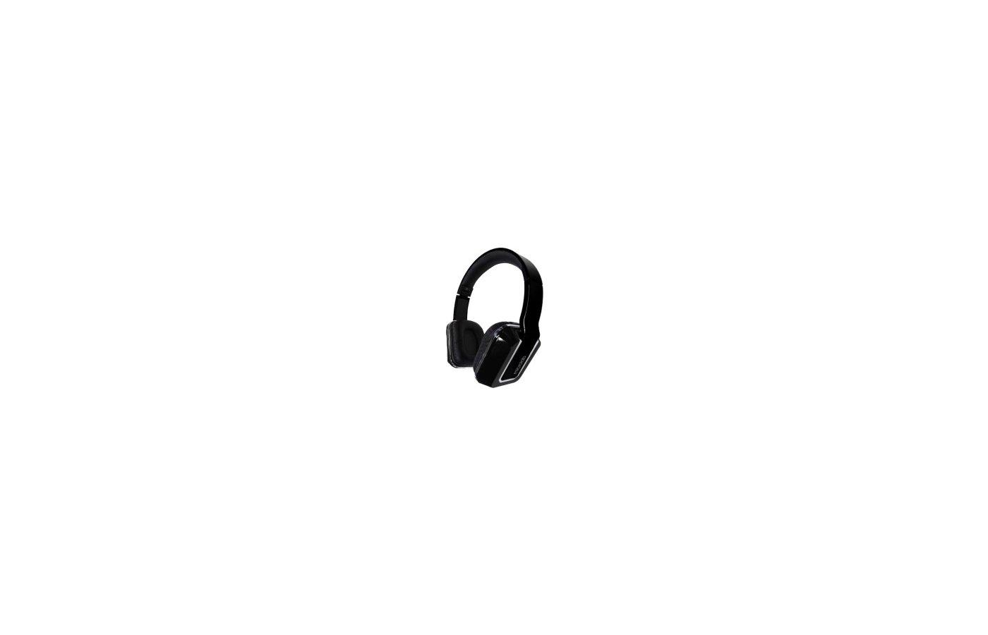 Наушники с микрофоном проводные MICROLAB K330 black 50mW 15Hz - 20KHz