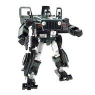 Фото Робот Mengbadi 5505 Трансформер Внедорожник зеленый