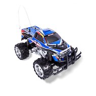 Фото Игрушка Mioshi Tech MTE1201-007С MONSTER TRUCK 1:14 синий