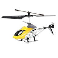 Фото Игрушка Mioshi Tech MTE1202-107Ж и/к Вертолет 107 желтый