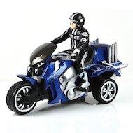 Фото Игрушка Mioshi Tech MTE1203-006 Трицикл Экстрим синий
