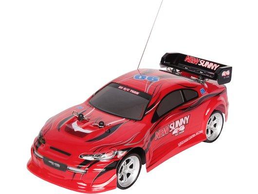 Игрушка Mioshi Tech MTE1201-005К DRIFTING RACER 1:18 красный