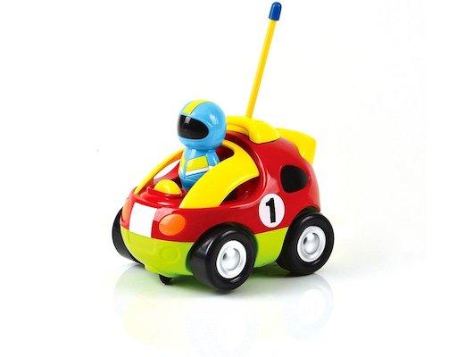 Игрушка Mioshi Tech MTE1201-053 Машинка Весёлые гонки