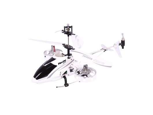 Игрушка Mioshi Tech MTE1202-002 и/к Вертолет 4.0