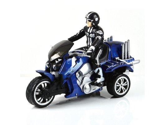 Игрушка Mioshi Tech MTE1203-006 Трицикл Экстрим синий