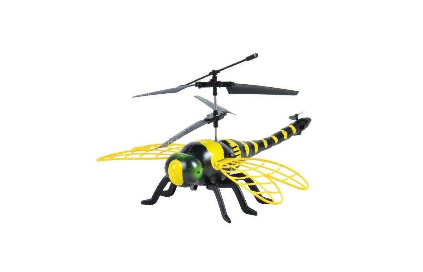 Игрушка Mioshi Tech MTE1202-047 и/к Вертолёт Стрекоза-22