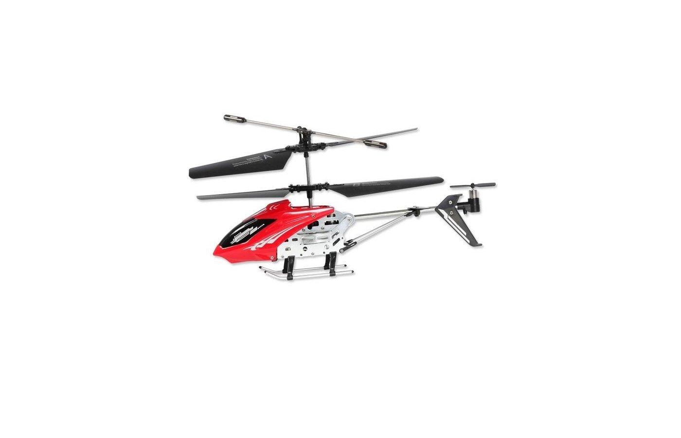 Игрушка Mioshi Tech MTE1202-107К и/к Вертолет 107 красный