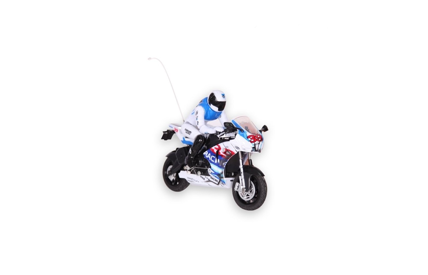 Игрушка Mioshi Tech MTE1203-002 Мотоцикл Moto racer