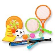 Фото Игра YG Sport YG17W Игровой набор для детей 4 в 1
