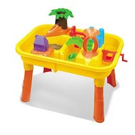 Фото Hualian 8803 Стол для игры с песком и водой Джунгли