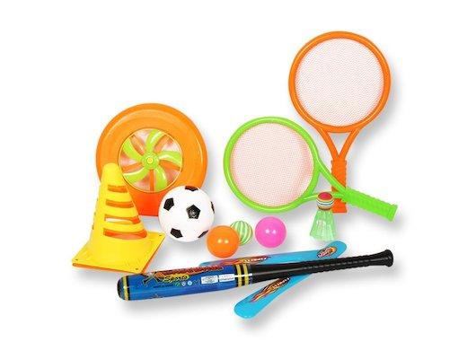 Игра YG Sport YG17W Игровой набор для детей 4 в 1