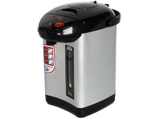Чайник электрический  ELGREEN EL-55 серебро/черный