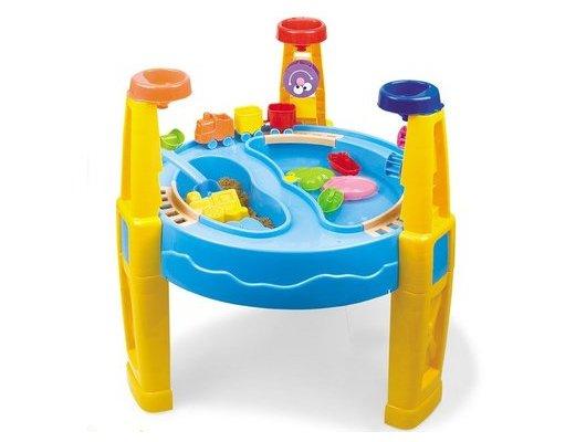 Hualian 8804 Стол для игры с песком и водой Аквапарк