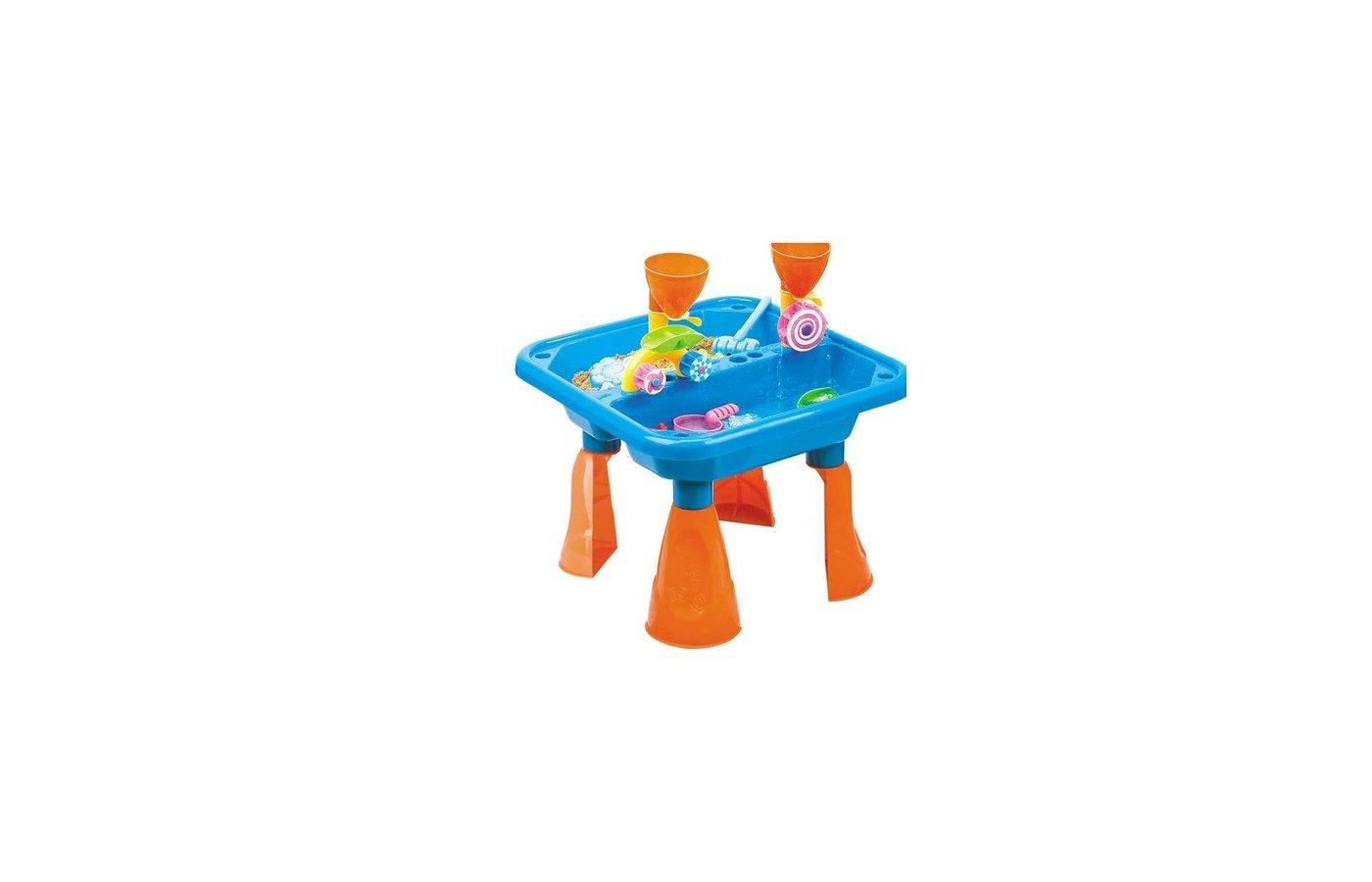 Hualian 8805A Стол для игры с песком и водой Водяные мельницы