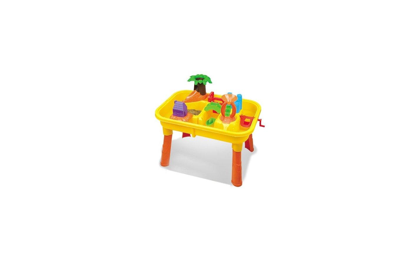 Hualian 8803 Стол для игры с песком и водой Джунгли