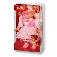 Фото Игрушка DollyToy DOL0804-005 Интерактивная кукла Мамина умница