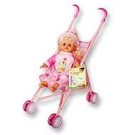 Фото Игрушка DollyToy DOL0804-007 Интерактивная кукла Кроха