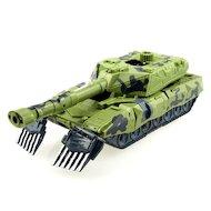 Фото Робот Mengbadi 3305B Трансформер Танк-Агрессор зелёный