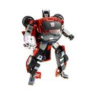 Фото Робот Mengbadi 5501 Трансформер Кабриолет красный