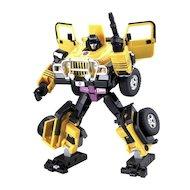 Фото Робот Mengbadi 5503 Трансформер Внедорожник жёлтый