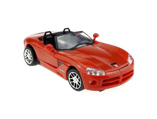 Робот Mengbadi 5501 Трансформер Кабриолет красный