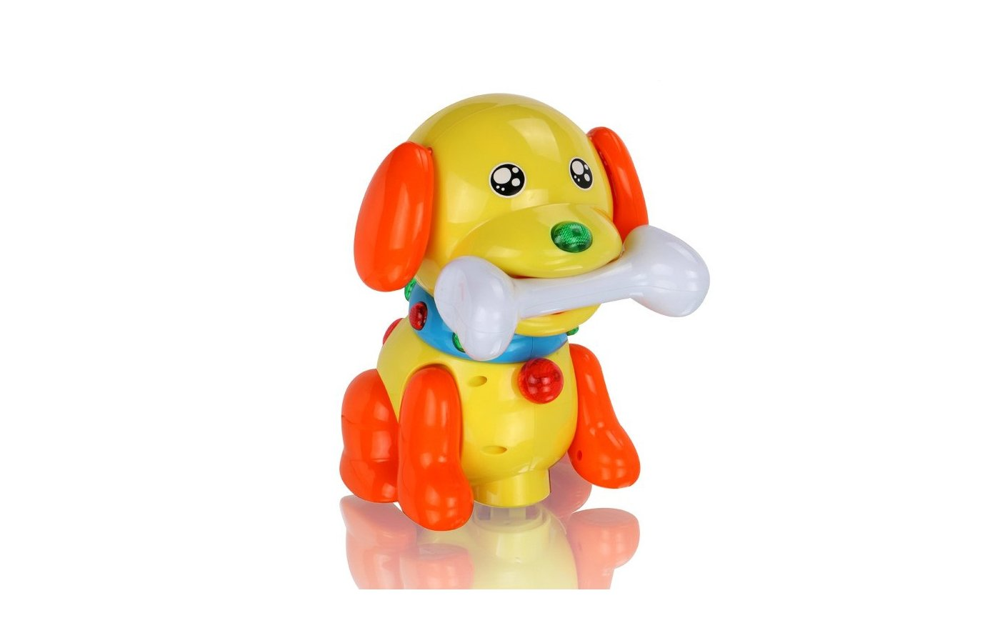 Игрушка Малышарики MSH0303-007 Щенок Бадди