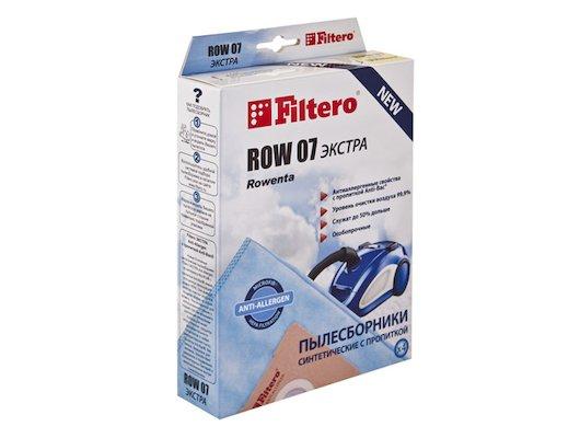 Пылесборники FILTERO ROW 07