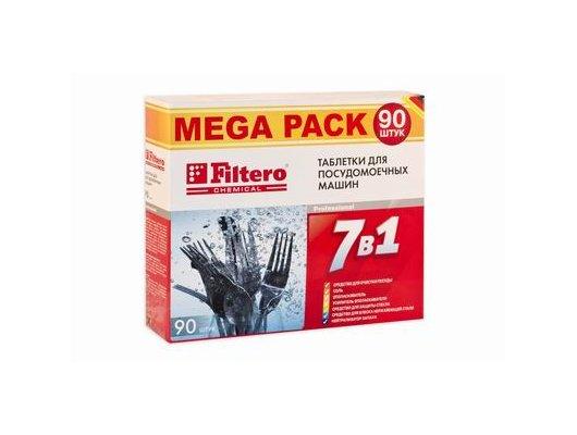 Таблетки для ПММ FILTERO 703 7в1 90шт