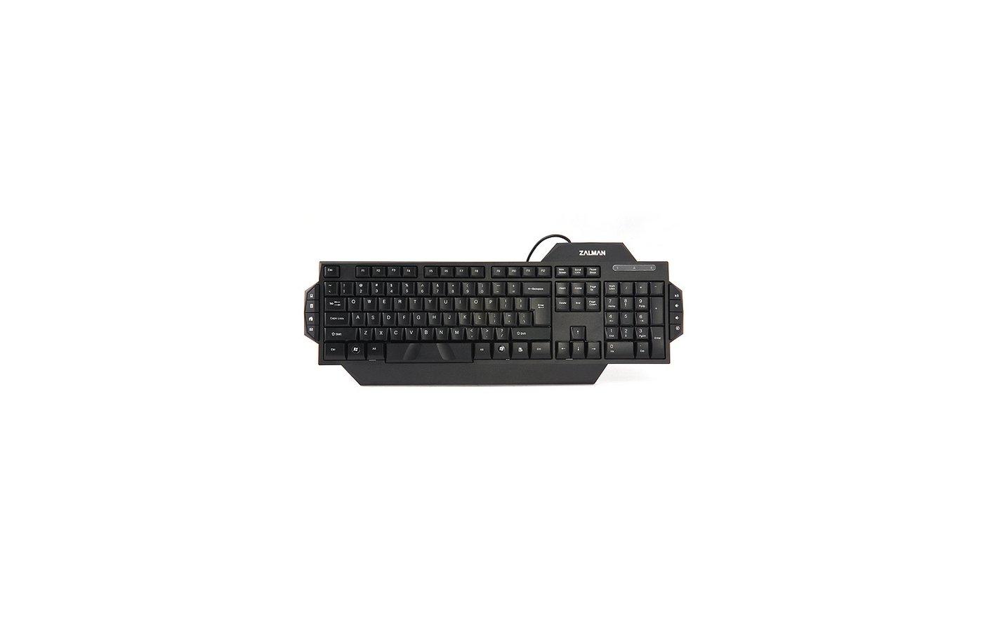 Клавиатура проводная Zalman ZM-K350M