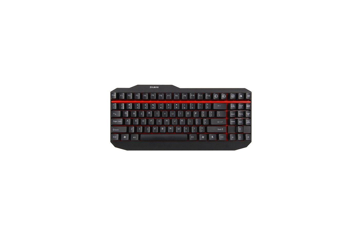 Клавиатура проводная Zalman ZM-K500 Mechanical
