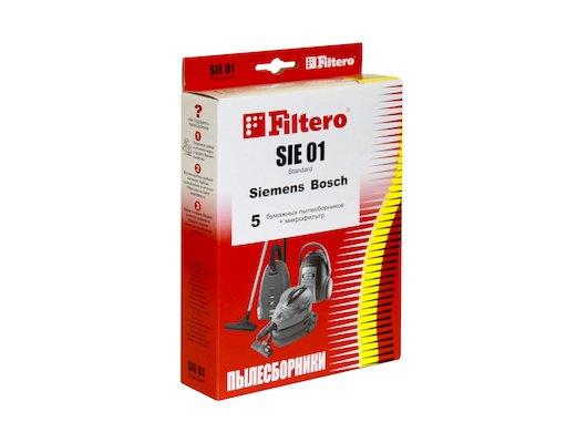 Пылесборники FILTERO SIE 01