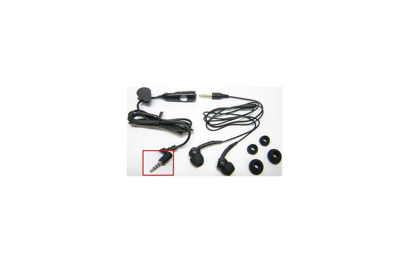 Гарнитуры Cristal Sound Nokia N95/X6 стерео