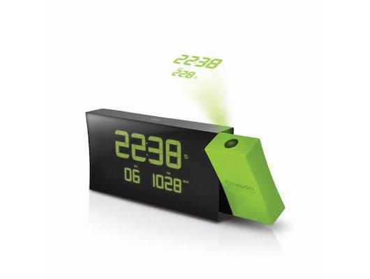 Настольные часы Oregon Scientific RRM222P Часы проекционные с FM-радио ПРИЗМА