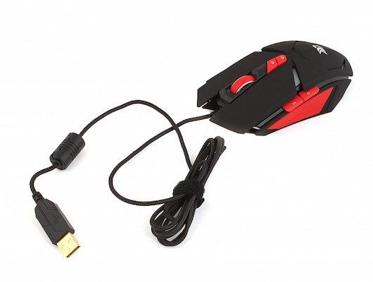 Мышь проводная DOFFLER GM7000